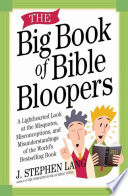 The Big Book of Bible Bloopers
