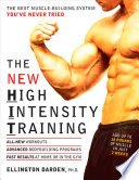 The New High Intensity Training Book PDF