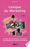 Lexique du marketing