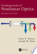 Fundamentals of Nonlinear Optics  Second Edition