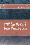 Rmp Exam Question   Answer Preparation Guide
