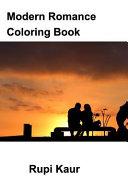 Modern Romance Coloring Book