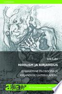Nihilism ja kirjandus