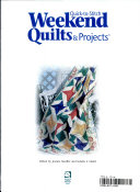 Quick To Stitch Weekend Quilts Projects