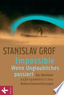Impossible - Wenn Unglaubliches passiert