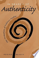 In Search of Authenticity Book PDF