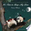 download ebook it's time to sleep, my love pdf epub