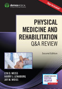 Physical Medicine and Rehabilitation QandA Review