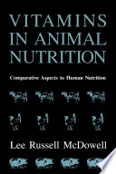 Vitamins in Animal Nutrition