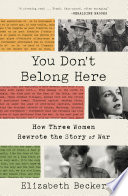 You Don   t Belong Here Book PDF