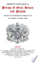 Debrett s Genealogical Peerage of Great Britain and Ireland