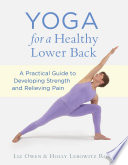 Yoga for a Healthy Lower Back