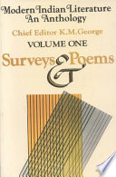 Modern Indian Literature  an Anthology  Surveys and poems
