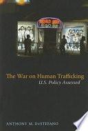 The War on Human Trafficking