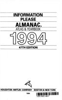 Information Please Almanac 1994