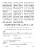 The Southern Register The Newsletter of the Center for the Study of Southern Culture, The University of Mississippi