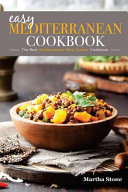 Easy Mediterranean Cookbook The Best Mediterranean Slow Cooker Cookbook