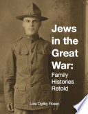 Jews in the Great War  Family Histories Retold