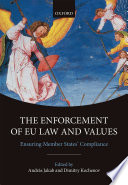 The Enforcement of EU Law and Values In The Face Of Eu Law This Volume