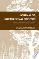 Journal Of International Students 2017 Vol 7 Issue 4