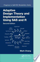 Ebook Adaptive Design Theory and Implementation Using SAS and R, Second Edition Epub Mark Chang Apps Read Mobile