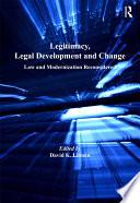 Legitimacy  Legal Development and Change
