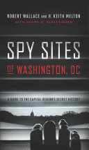 Spy Sites of Washington  DC