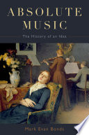 Absolute Music book