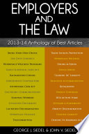Employers and the Law  2013   14 Anthology of Best Articles