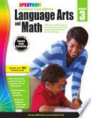 Spectrum Language Arts and Math  Grade 3