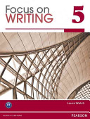 Focus On Writing 5 With Proofwriter Tm