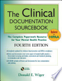 The Clinical Documentation Sourcebook