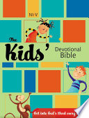 NIrV, The Kid's Devotional Bible, eBook Of Devotions Written For Kids Ages 6 10 Completely