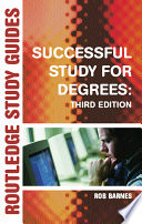 Successful Study for Degrees