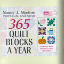 365 Quilt Blocks a Year