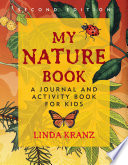 illustration My Nature Book, A Journal and Activity Book for Kids