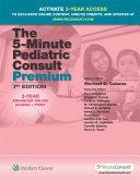 5minute Pediatric Consult 7e Premium
