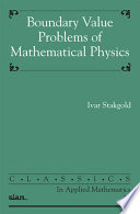 Boundary Value Problems of Mathematical Physics