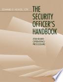 Security Officer S Handbook
