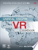 Unreal Engine VR Cookbook