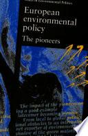 European Environmental Policy Pdf/ePub eBook