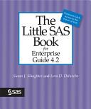 Ebook The Little SAS Book for Enterprise Guide 4.2 Epub Susan J. Slaughter,Lora D. Delwiche Apps Read Mobile