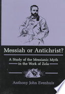 Messiah Or Antichrist