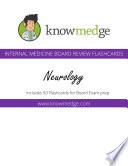 Knowmedge Internal Medicine Flashcards Neurology