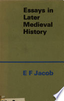 Essays in Later Medieval History