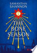 couverture The Bone Season T01 - Saison d'Os