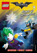 LEGO the Batman Movie  Chaos in Gotham City  Activity Book W