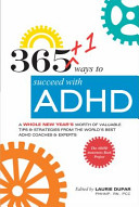 Ebook 365+1 Ways to Succeed with ADHD Epub Laurie Dupar Apps Read Mobile