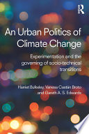 An Urban Politics Of Climate Change book
