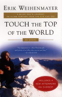 Touch the Top of the World Book